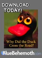 Download - Why Did the Duck Cross the Road - from The Vision Forum BlueBehemoth.com